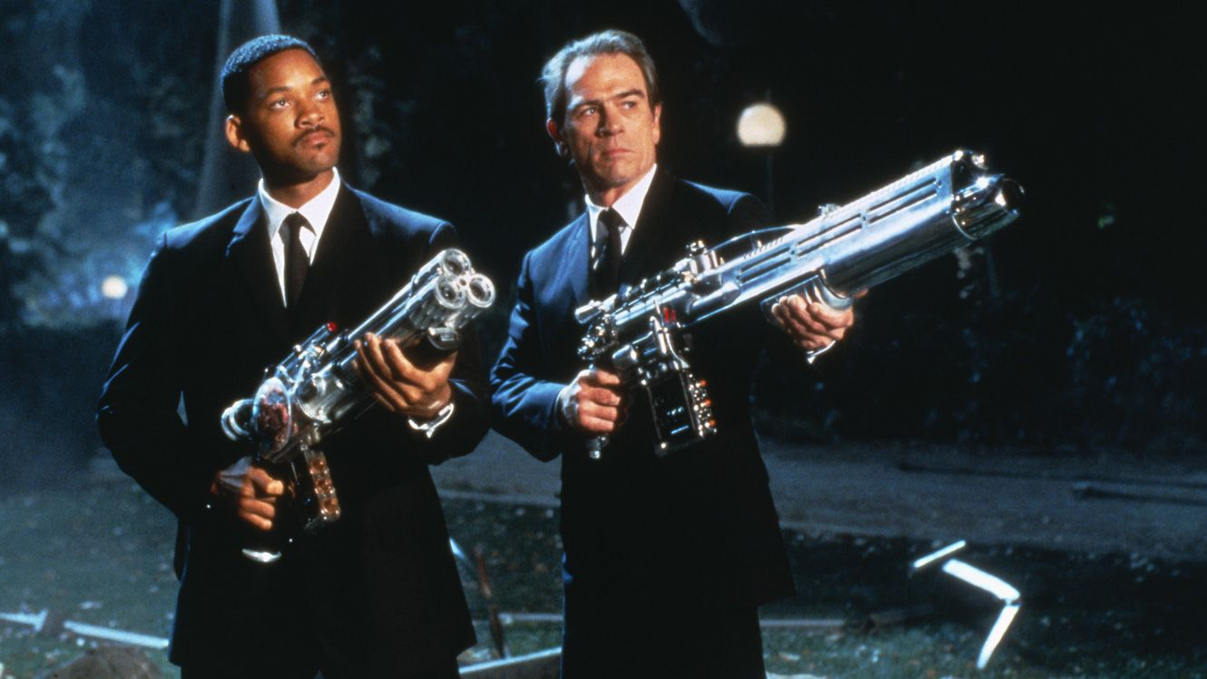 Men in Black spin-off set to hit theaters in 2019