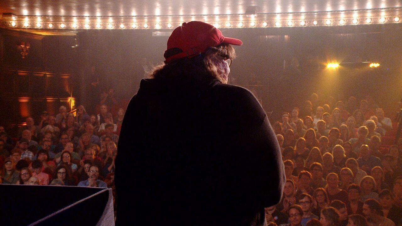 Michael Moore Trump Land