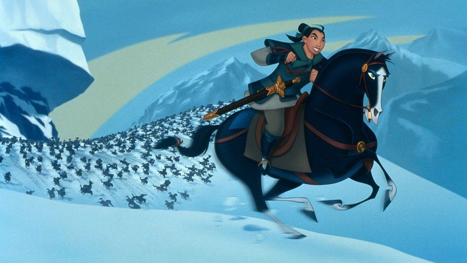 Disney's live-action Mulan casts Rogue One star Donnie Yen