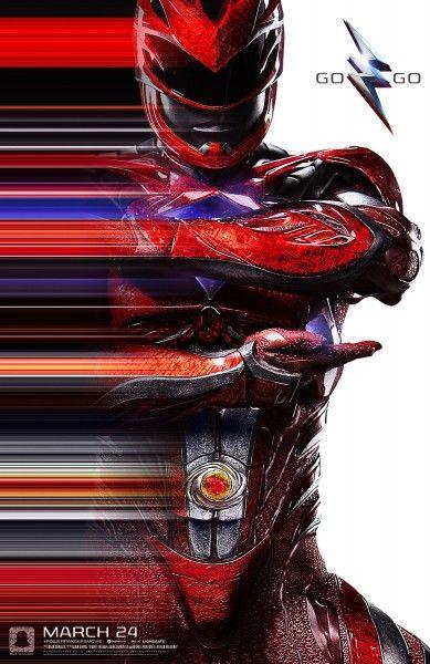 power-rangers-red-ranger-poster-dinosaur