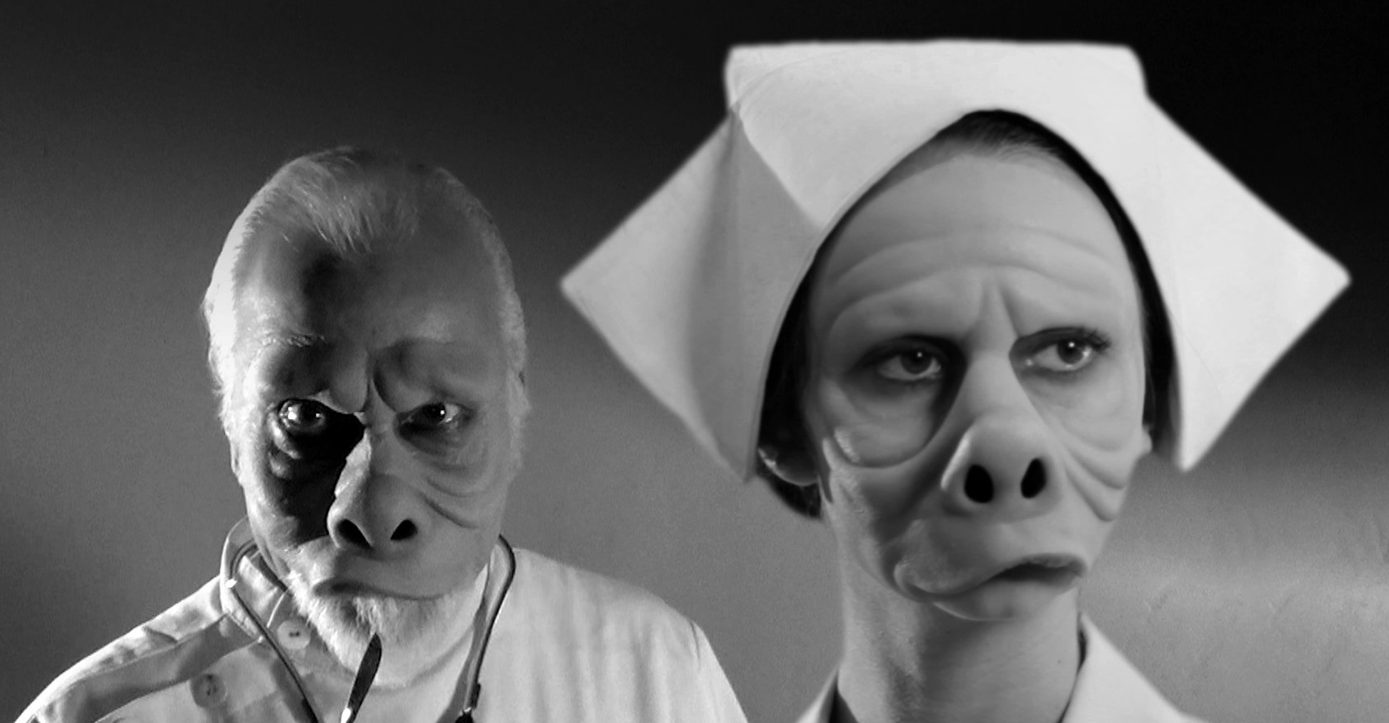 Groovy Rick Baker Reveals His Twilight Zone-Inspired Halloween Makeup DW34