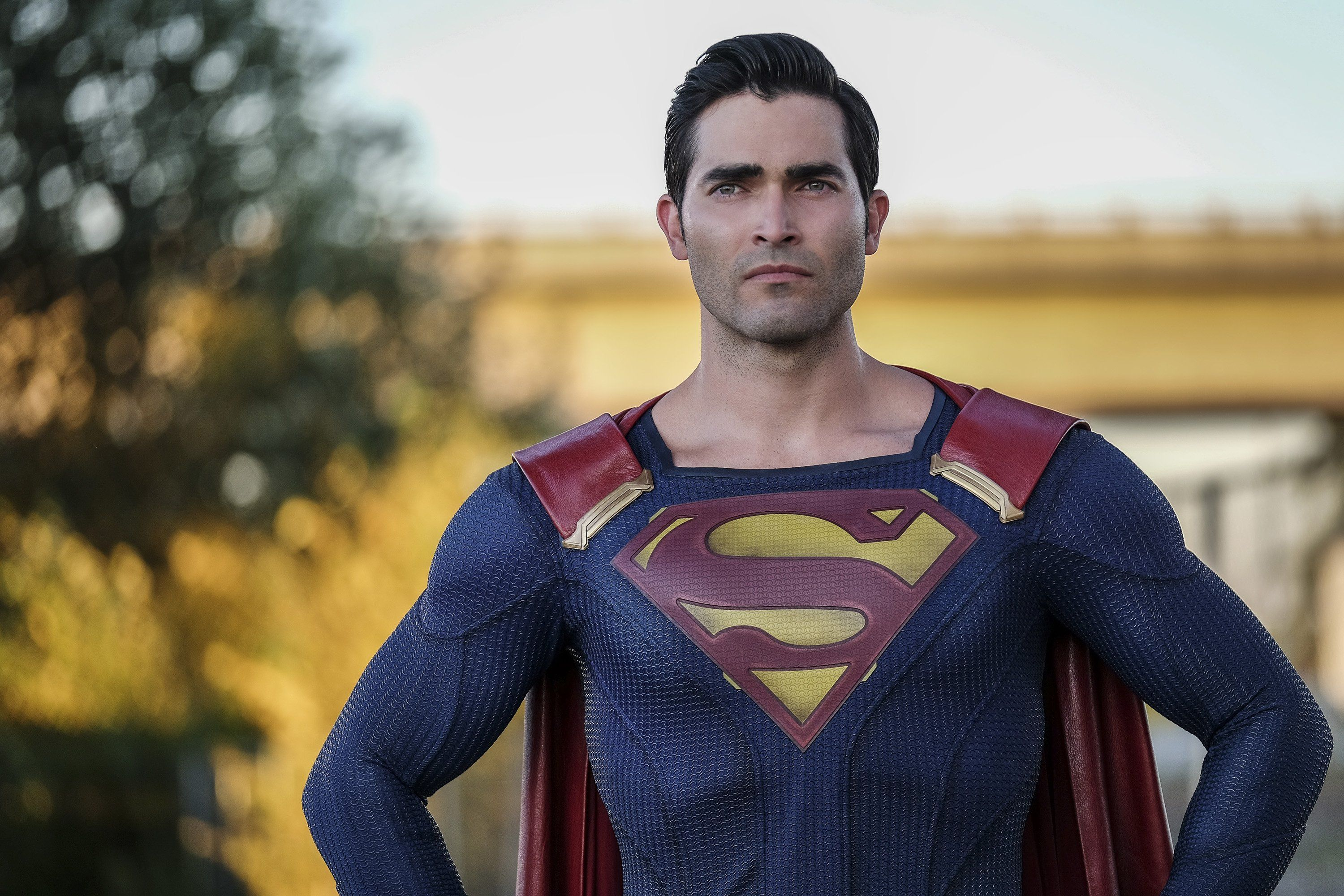 Why Supergirls Tyler Hoechlin Is the Best Superman Since Reeve