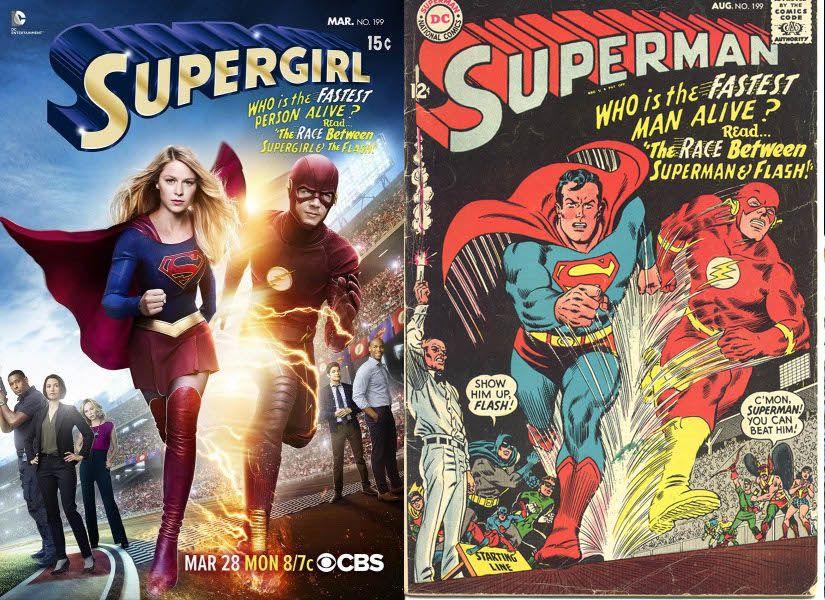 Dc comics classic covers