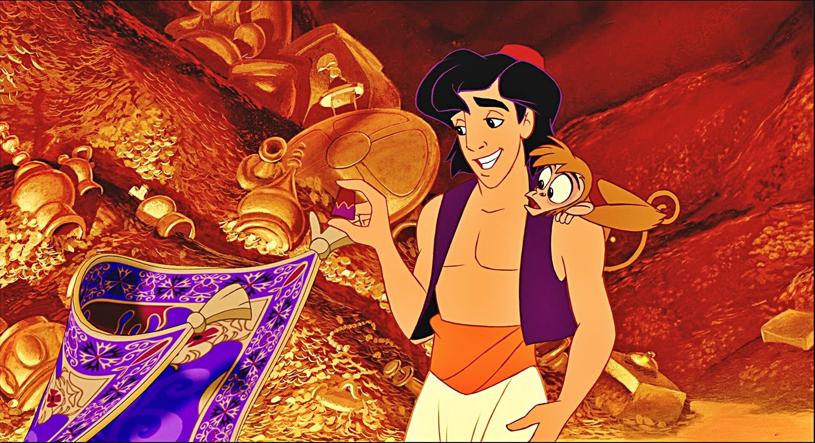 Image result for Aladdin movie