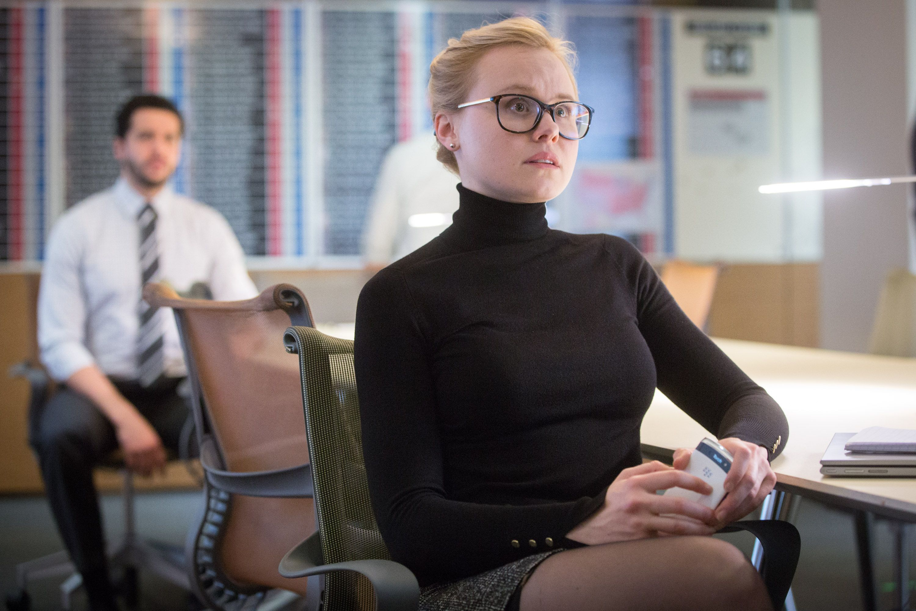 Alison Pill Fotos miss sloane: alison pill on getting to work with the