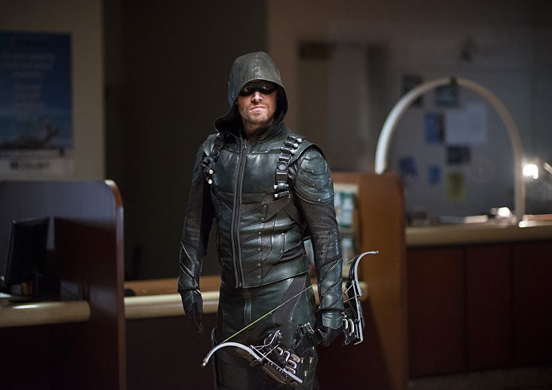 arrow vigilante identity season