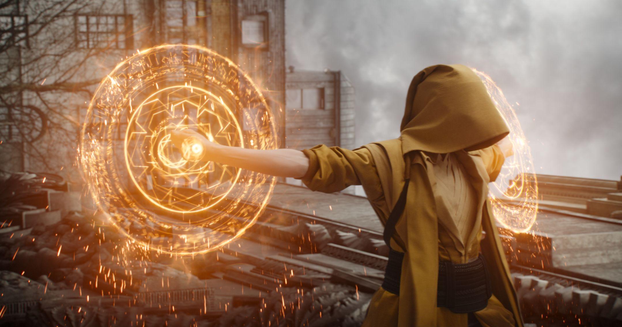Doctor Strange VFX Supervisor Stephane Ceretti Marvel ...