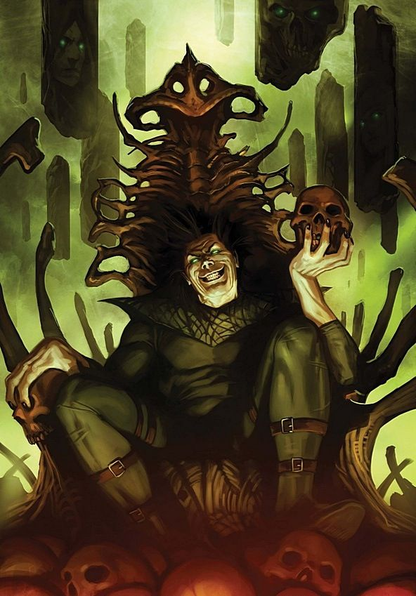 doctor strange almost had a different villain collider