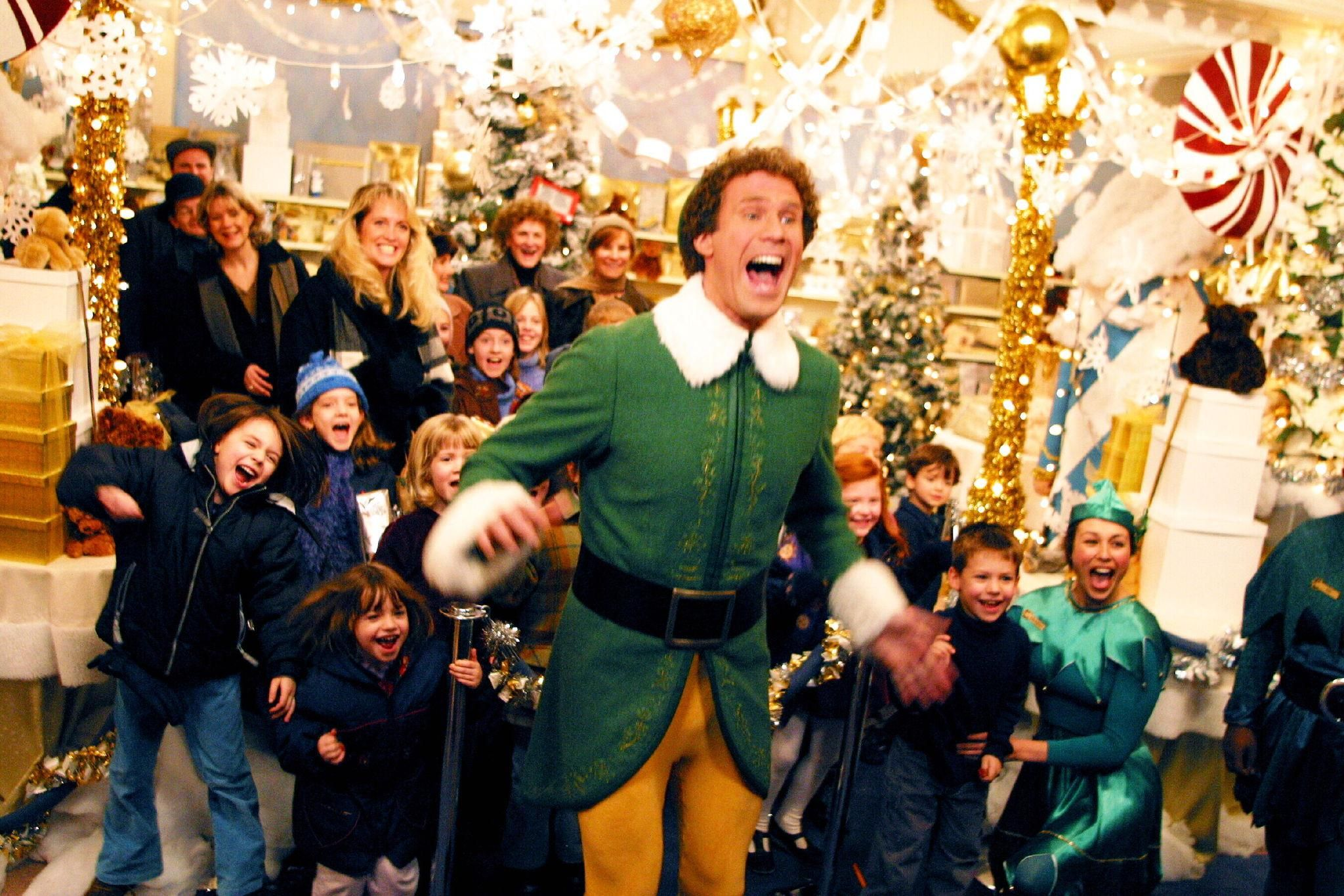 Here's the Full 25 Days of Christmas Schedule on Freeform | Collider