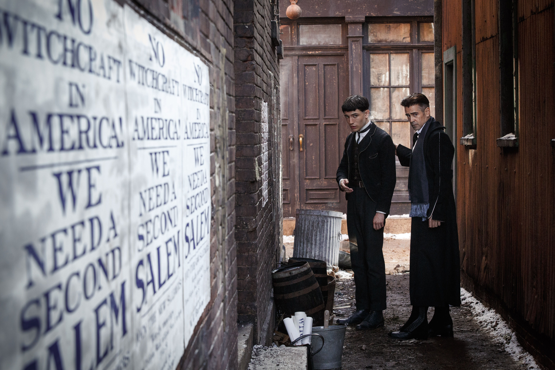 Fantastic Beasts Review: JK Rowling's Script Powers ...