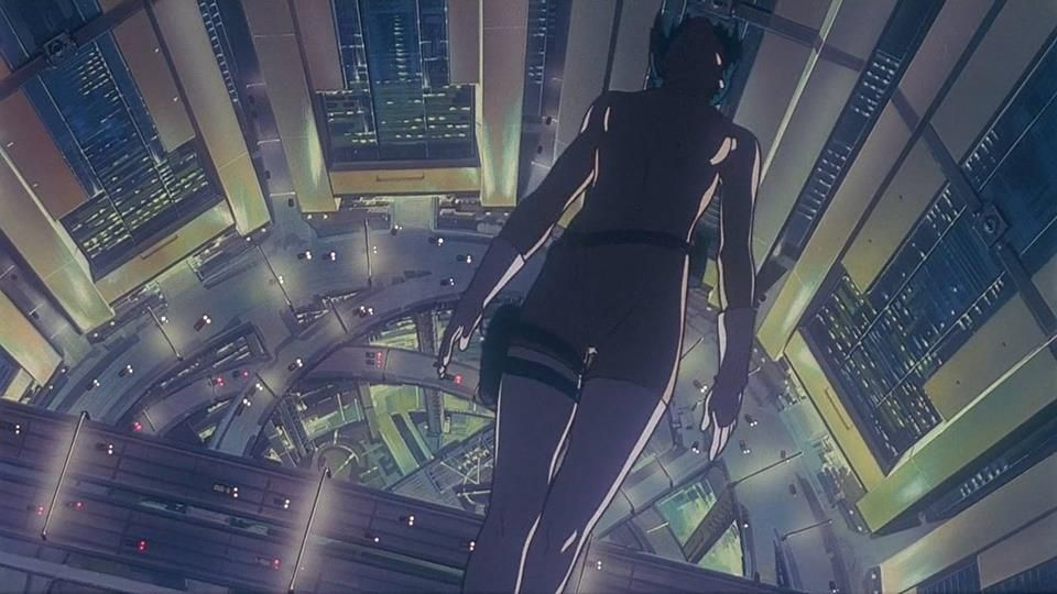 Ghost In The Shell Original Voice Actors Dub Japan Release Collider