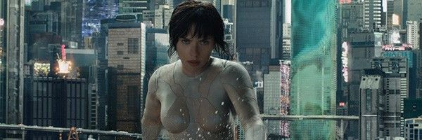 Ghost In The Shell Review An Empty Shell Collider