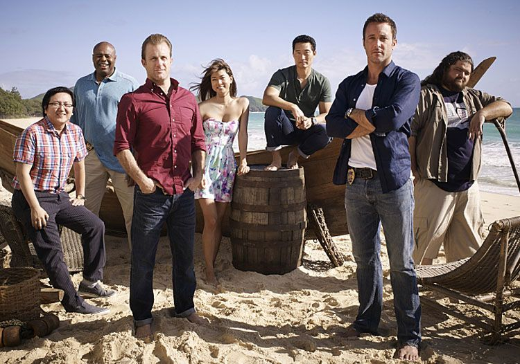 Who is danny dating in hawaii five o