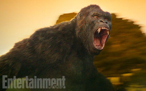 Kong Skull Island Image Reveals The New King Kong