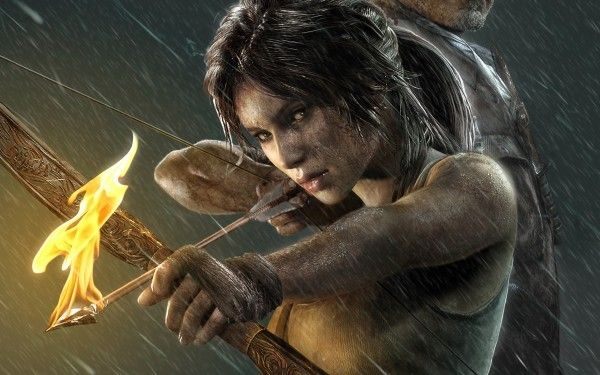 Movie Talk: First Image of Alicia Vikander as Lara Croft