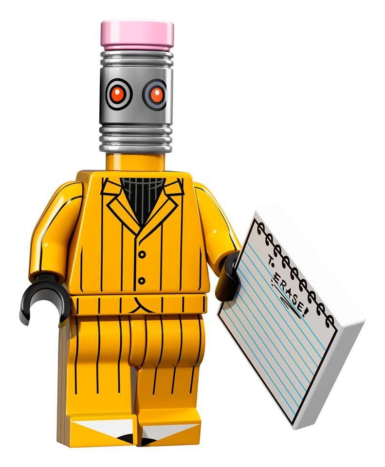 THE LEGO BATMAN MOVIE Minifigures Spotlight Obscure ...
