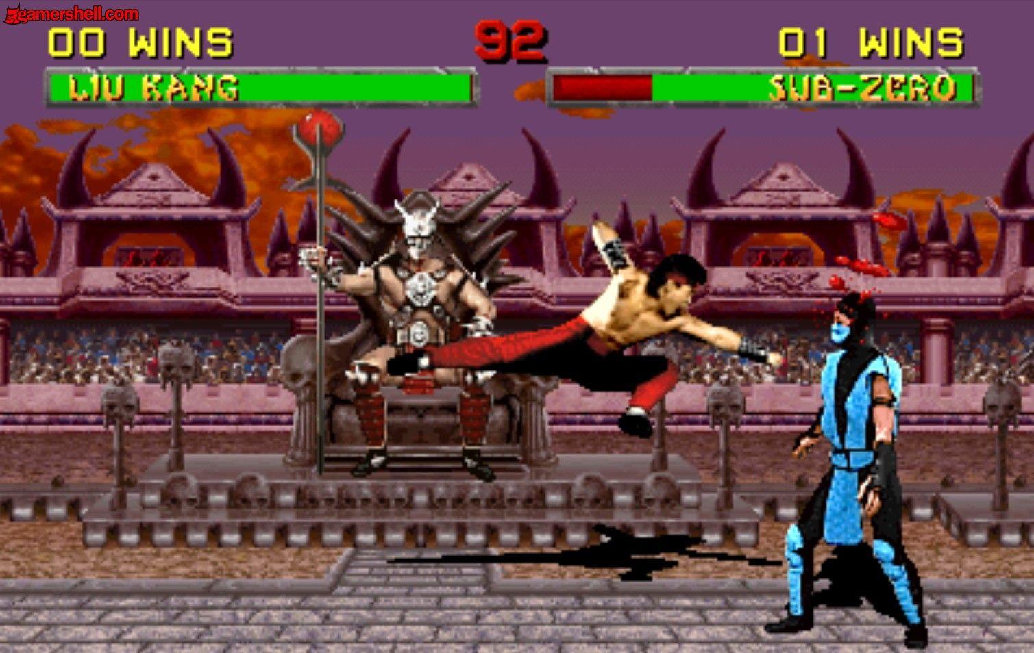 Mortal Kombat Movie Lands Director Simon McQuoid