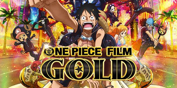 one piece gold stream