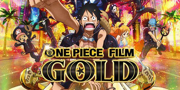 one piece gold stream