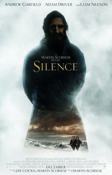 Resultado de imagen para silence poster
