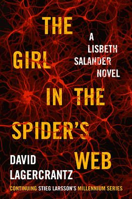 girl spiders web david lagercrantz