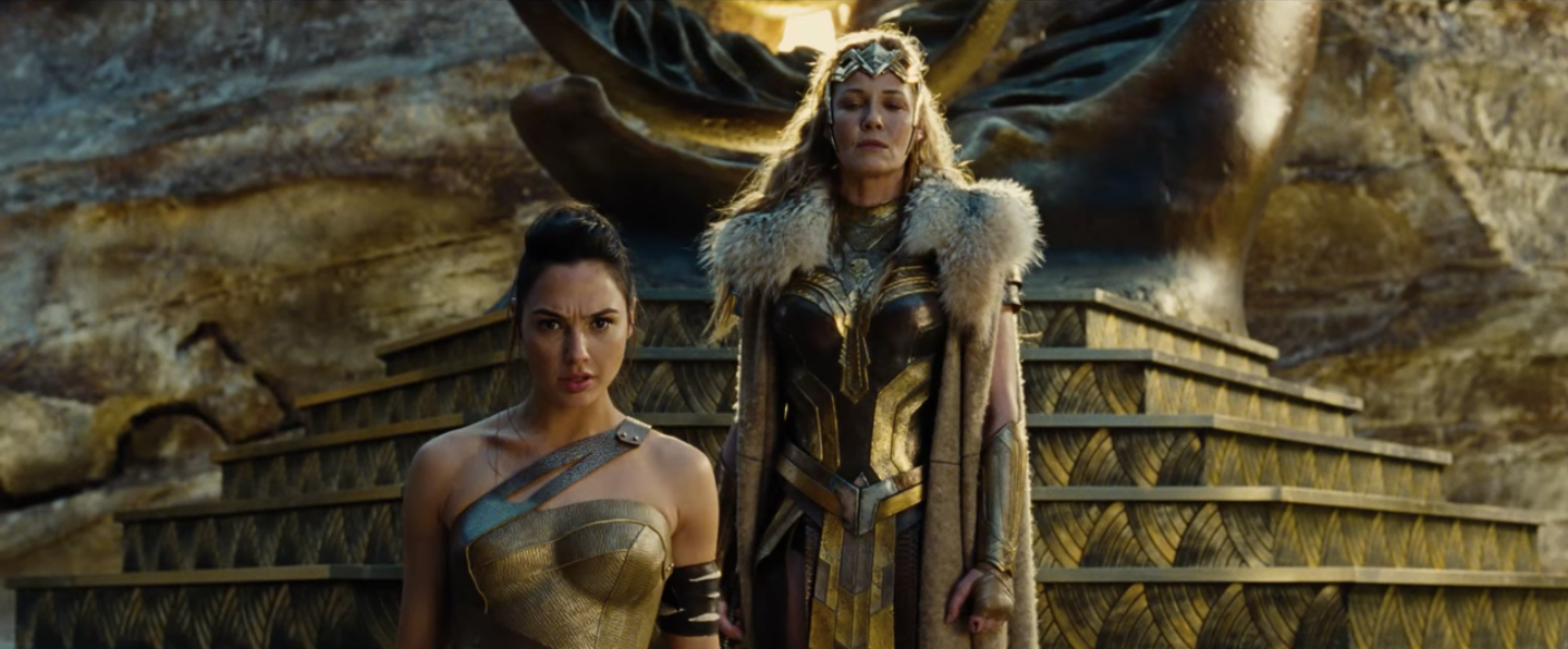 Wonder Woman Images From New Trailer Highlight Gal Gadot
