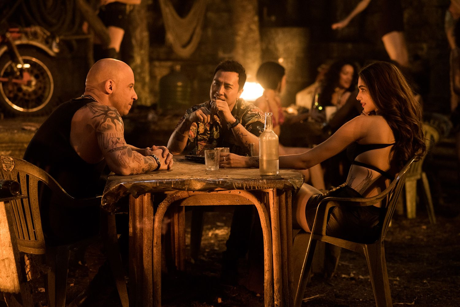 Fourth 'xXx' movie in the works with Vin Diesel