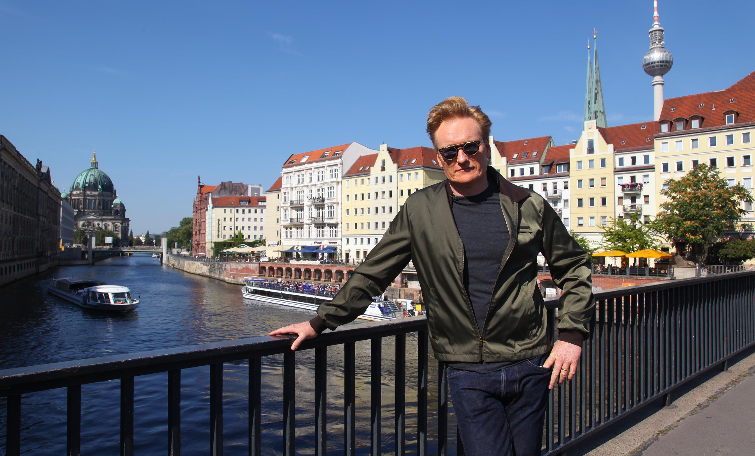 conan in berlin