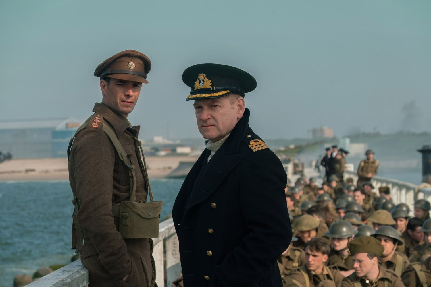 Dunkirk Veteran Reacts on Christopher Nolan's War Movie