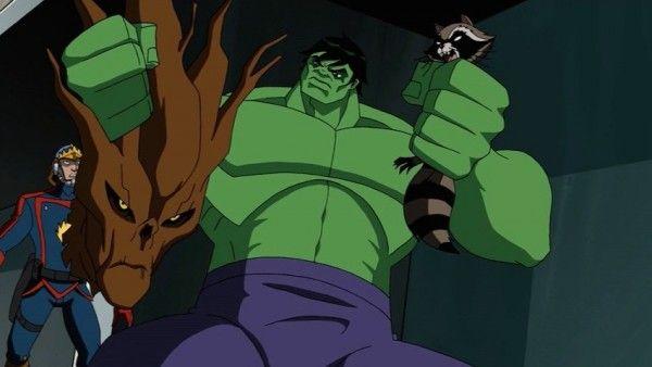 hulk-vs-groot-earths-mightiest-heroes