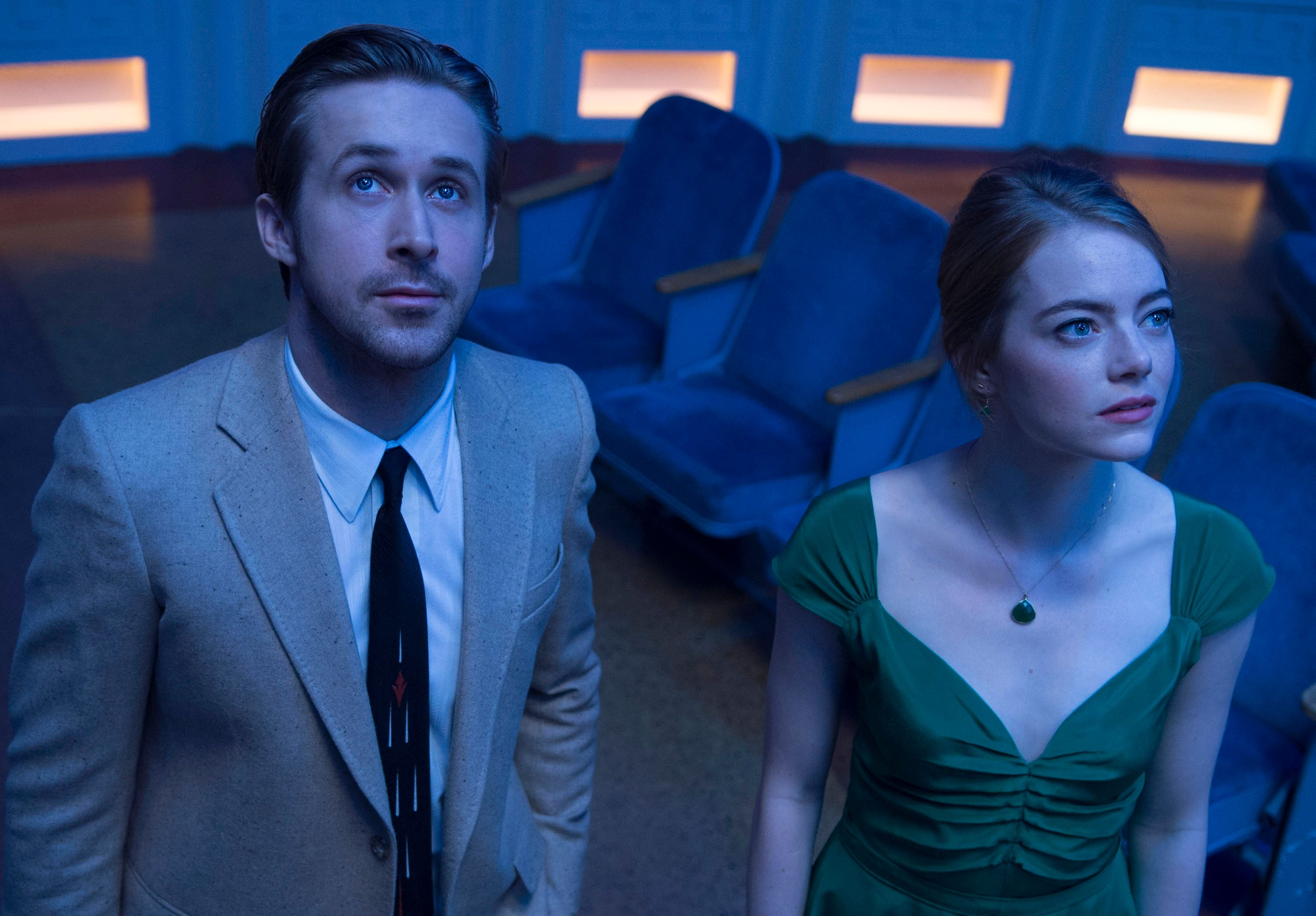 La Land Emma Stone And Ryan Gosling On Filming In 40 Days Collider