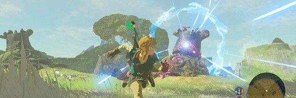 Zelda Breath of the Wild Reviews Praise Open-World Adventure | Collider