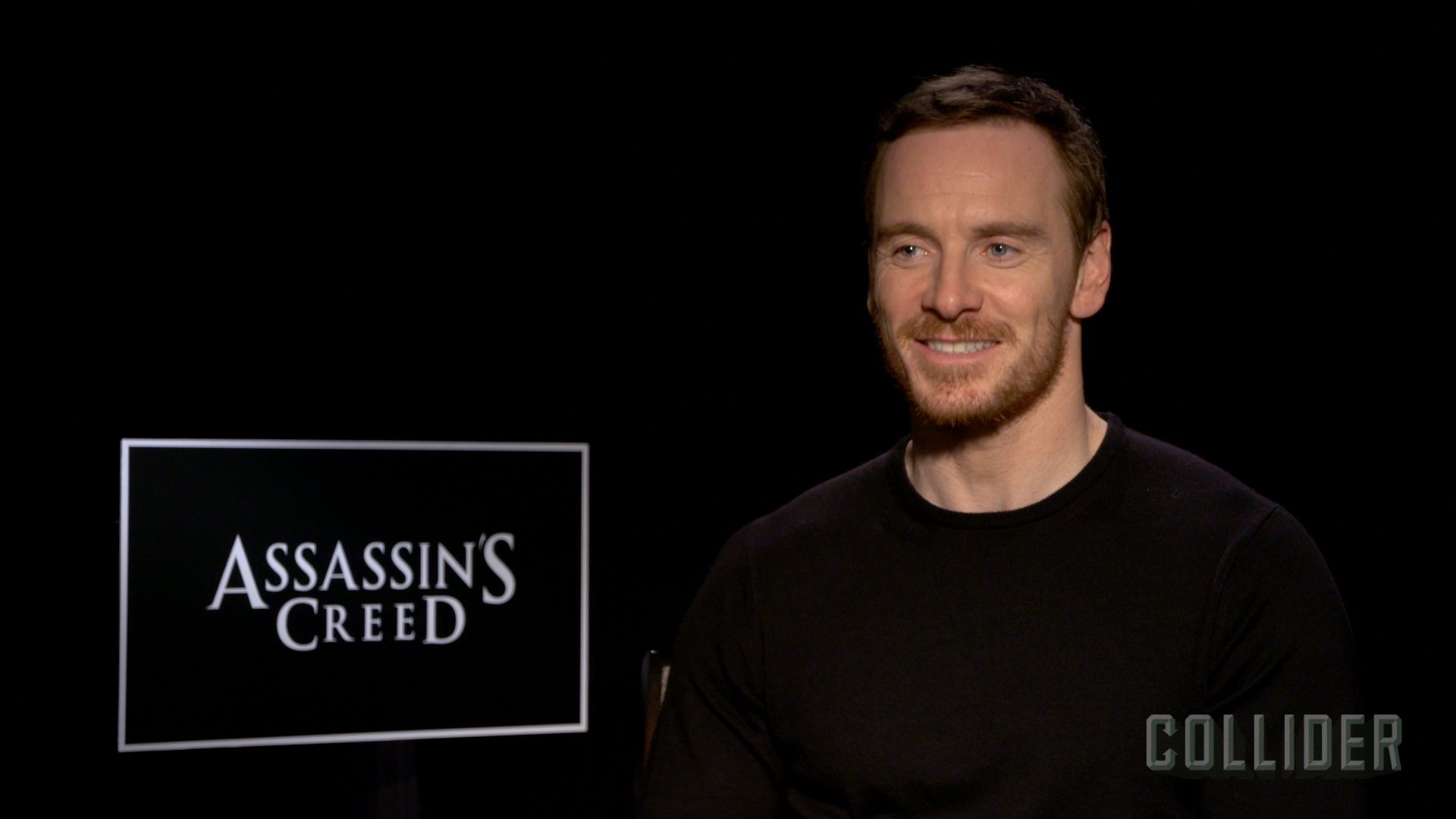 Michael Fassbender On Adapting Assassin S Creed Collider
