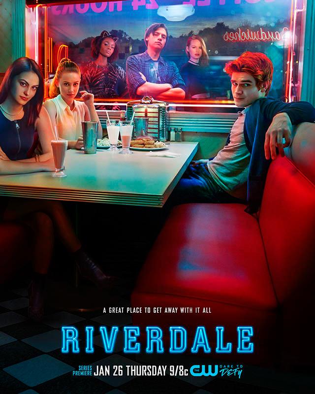 Resultado de imagen de poster riverdale