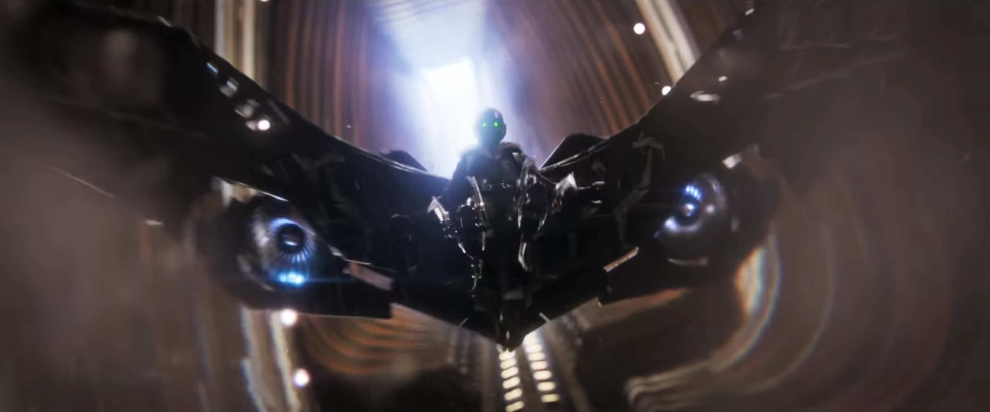 Spider-Man Homecoming Trailer Images Reveal the Vulture in Action