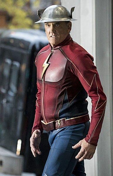 The Flash John Wesley Shipp On Season 3 Mark Hamill More Collider