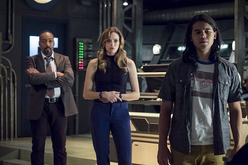 The Flash Midseason Finale Recap: