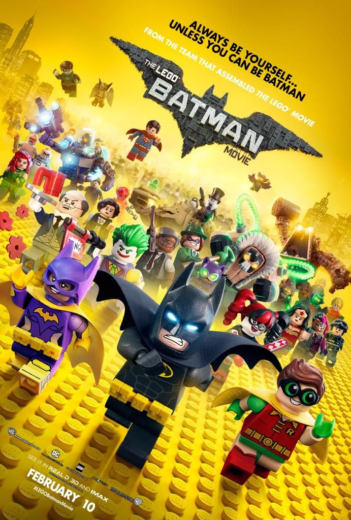 LEGO Batman Movie Easter Eggs: Villains, Heroes, and More! | Collider
