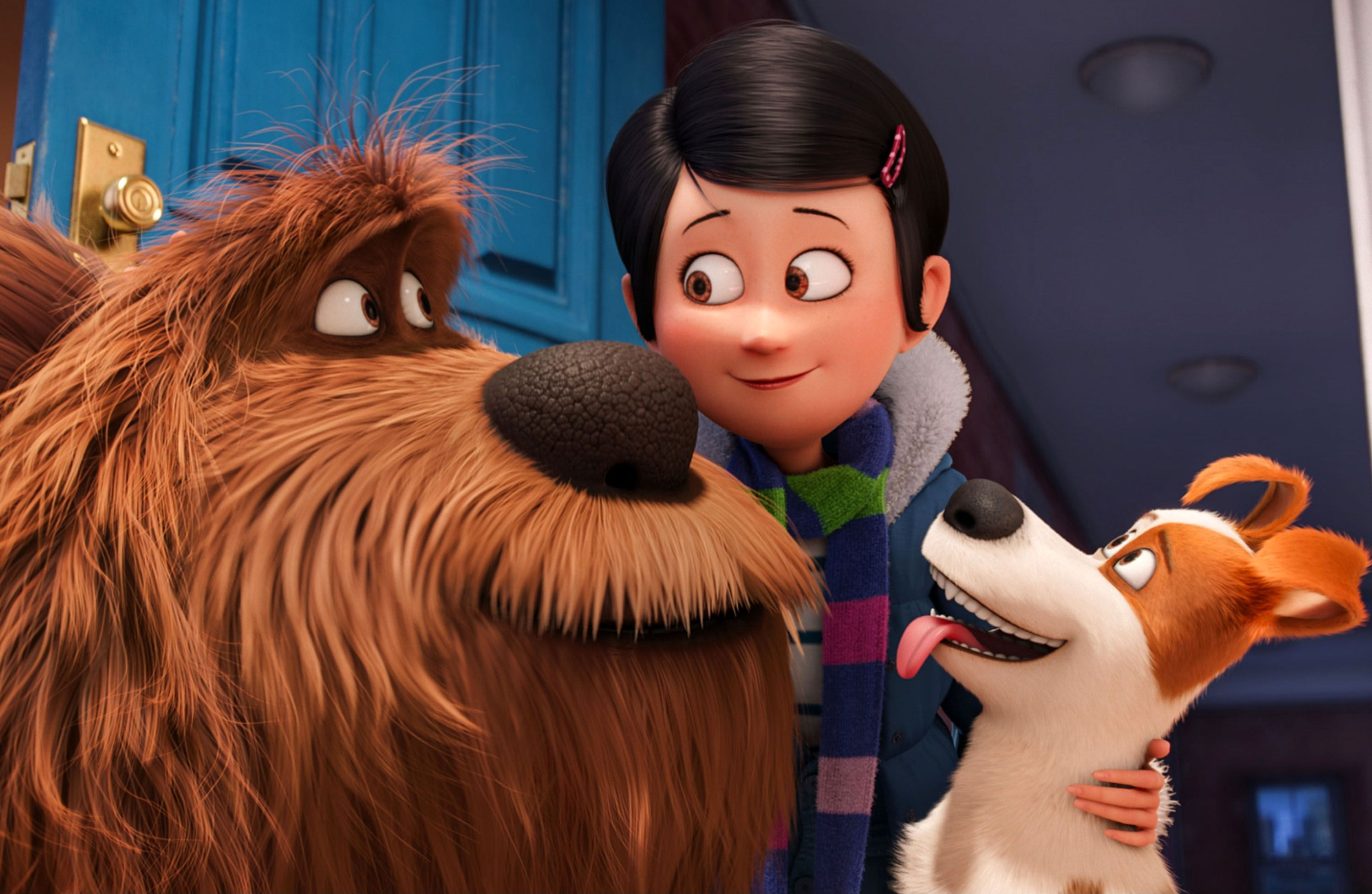 Secret Life Of Pets 2 Director Chris Renaud On Recasting Max Minions 2 Collider
