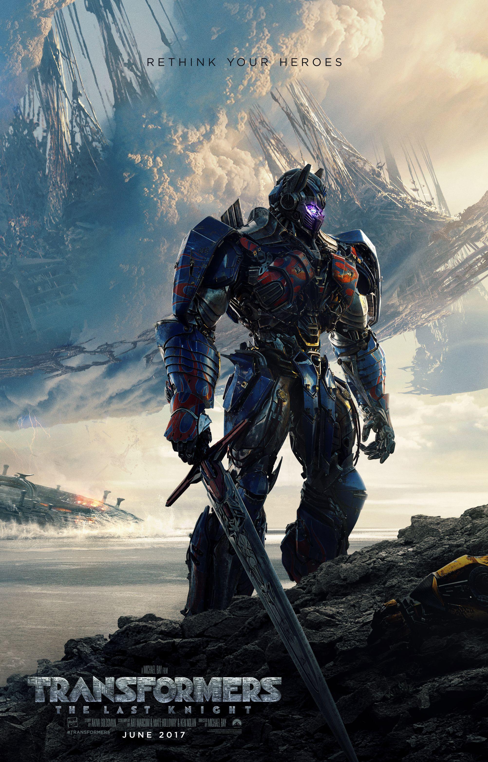 Unicron Transformers Movie