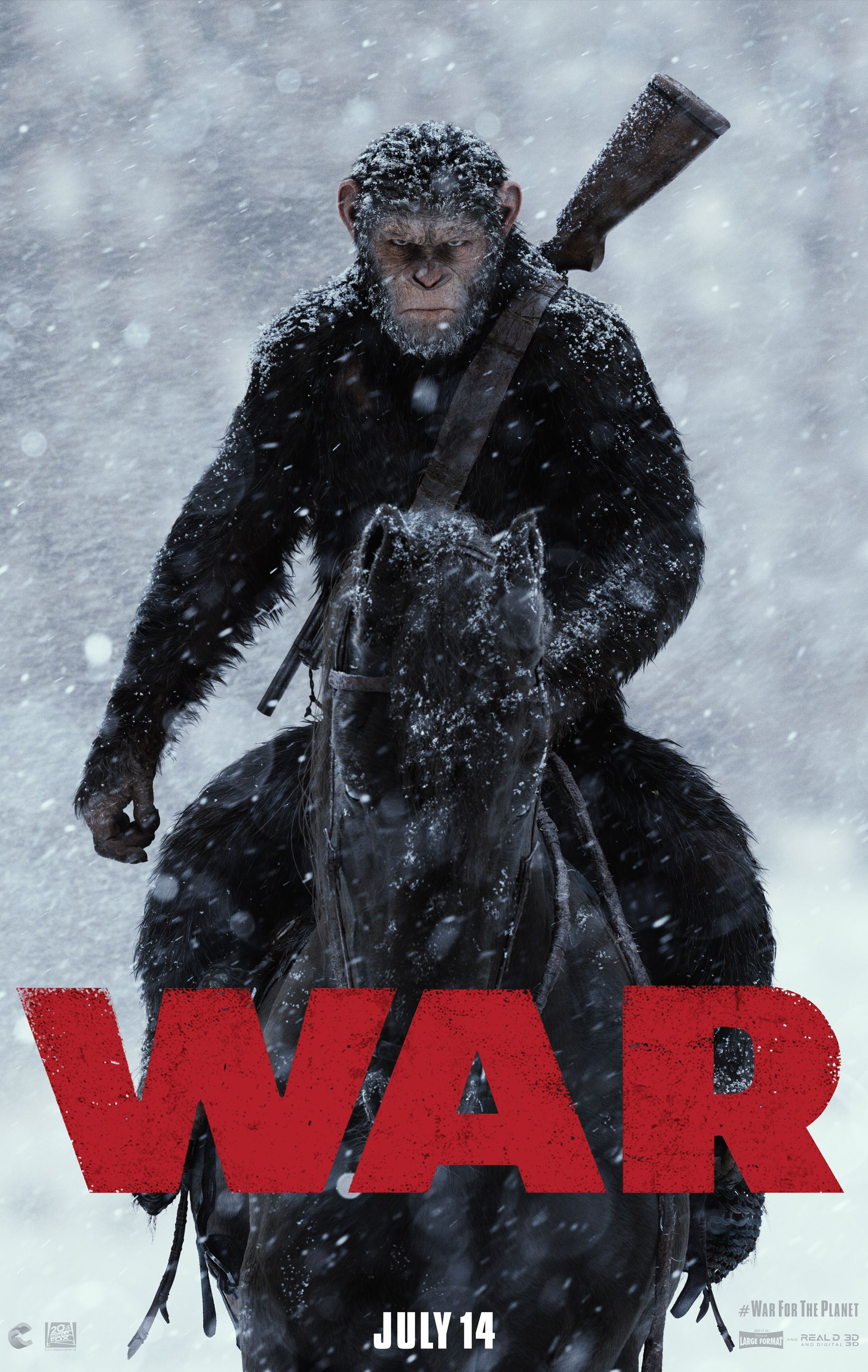 War for the Planet of the Apes Story Details: What We Know ...