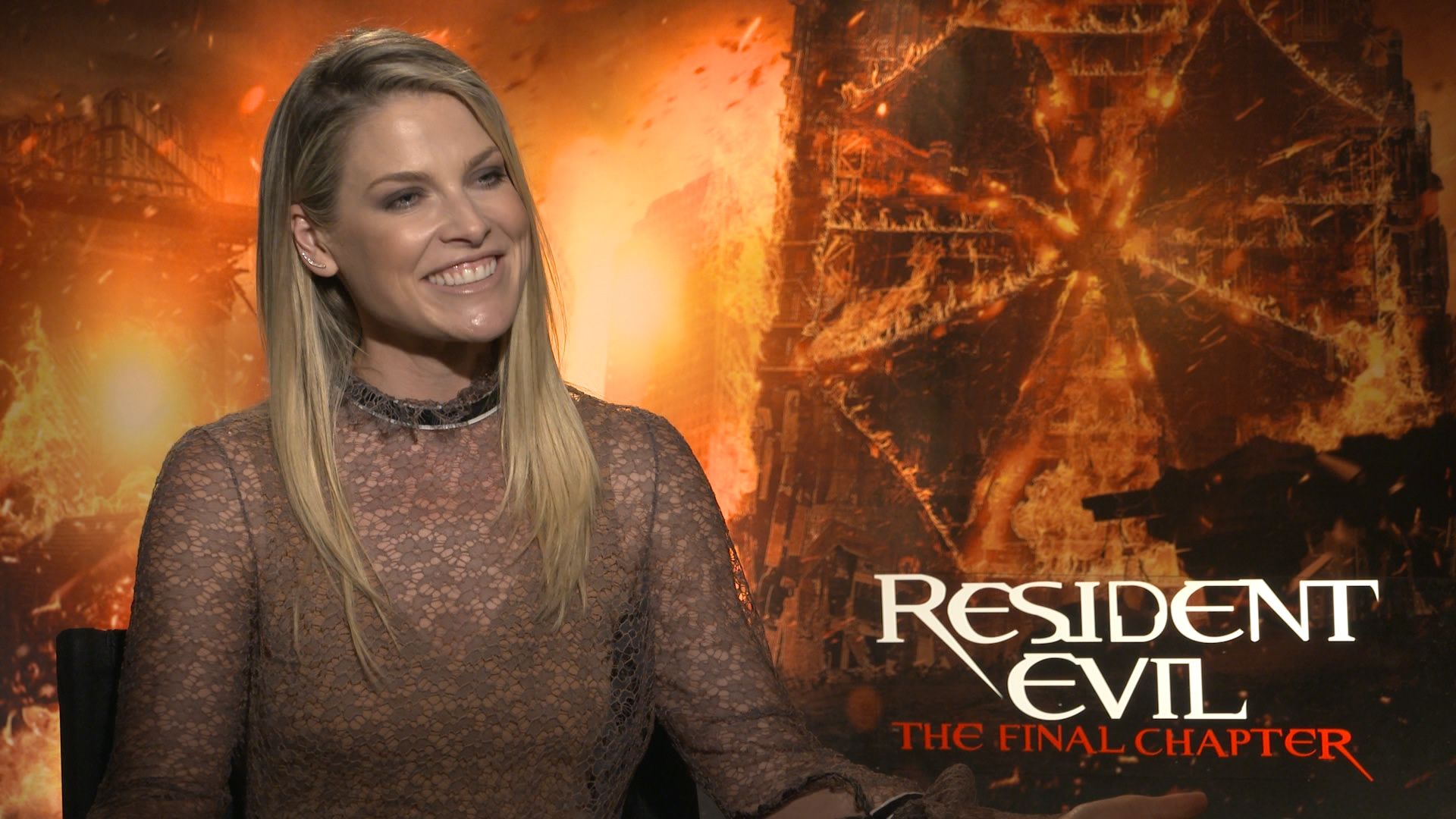Resident Evil The Final Chapter Interview: Ali Larter On Why The Resident Evil Films Have Been So