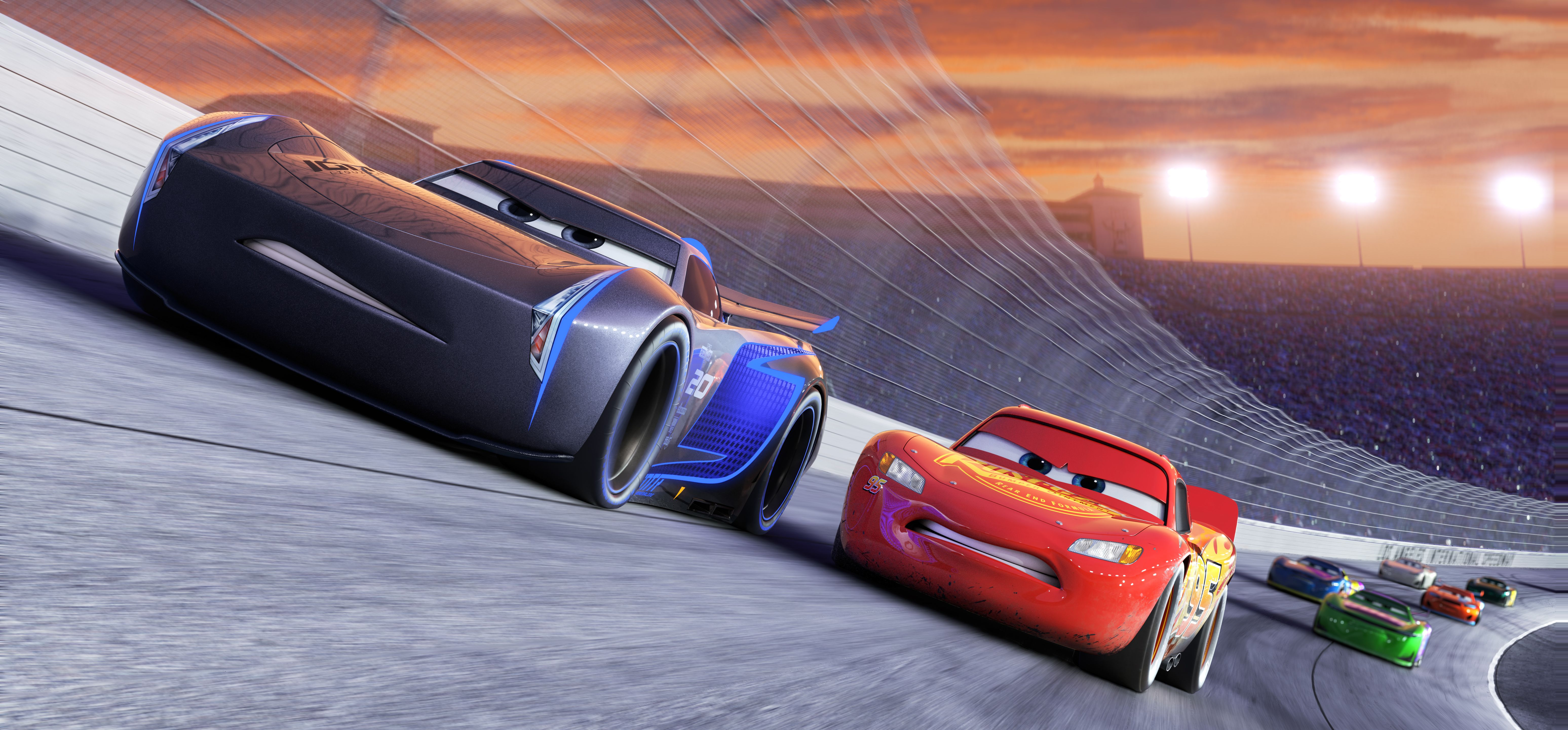 Cars Review Pixar S Latest Finds A Comfortable Speed Collider