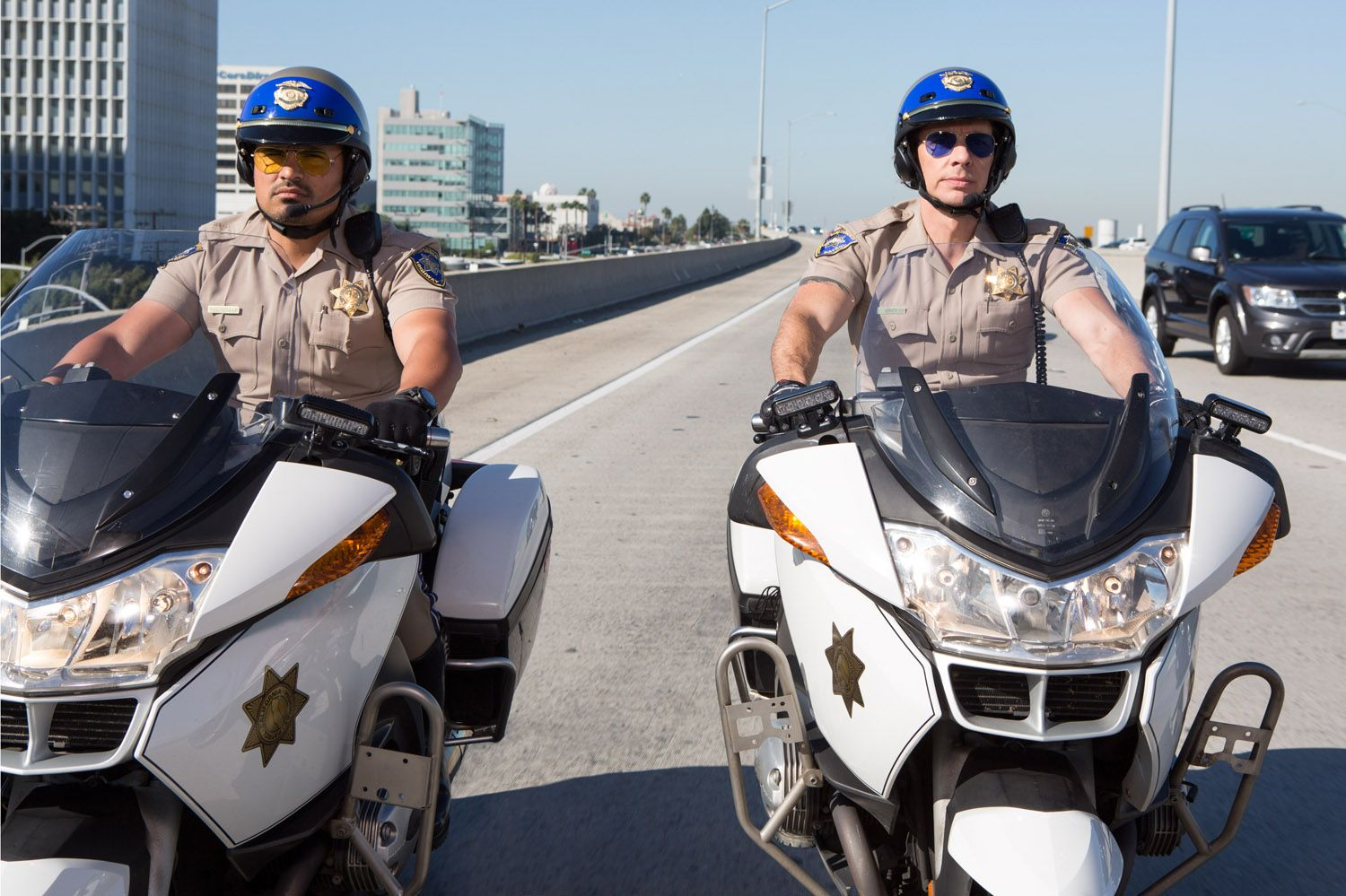 chips red-band trailer has the ass-eating jokes | collider