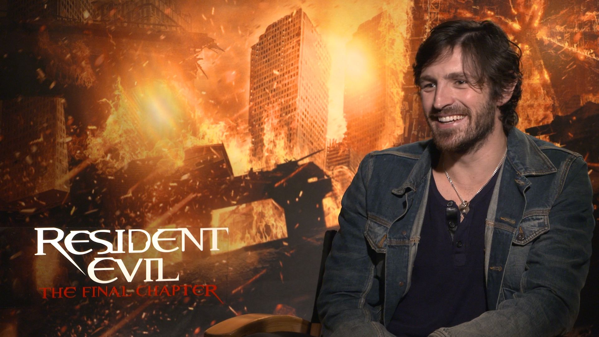 Resident Evil The Final Chapter Interview: Eoin Macken On Resident Evil 6 And Memorable Moments