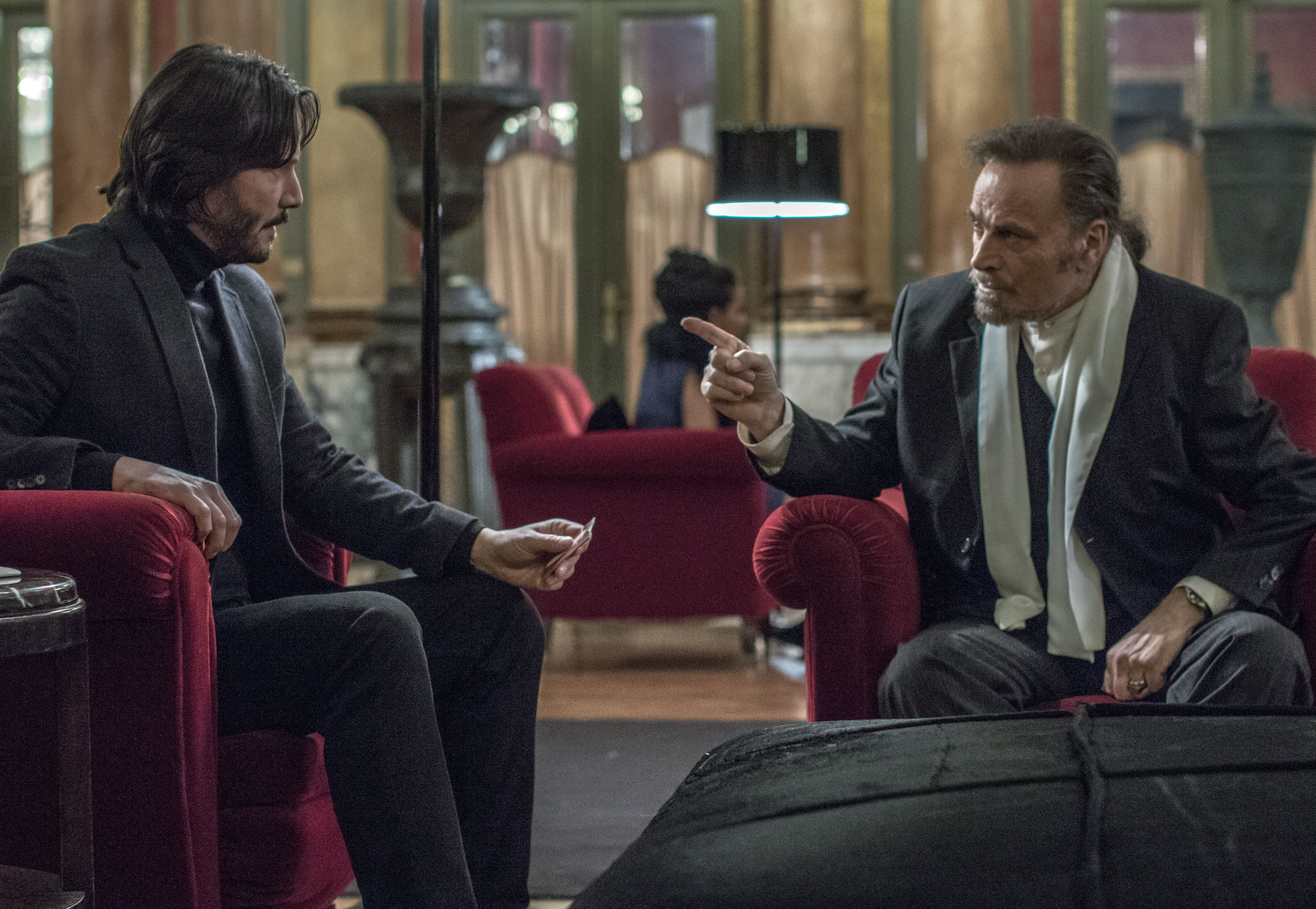 JOHN WICK 3: Script For Sequel In The Works