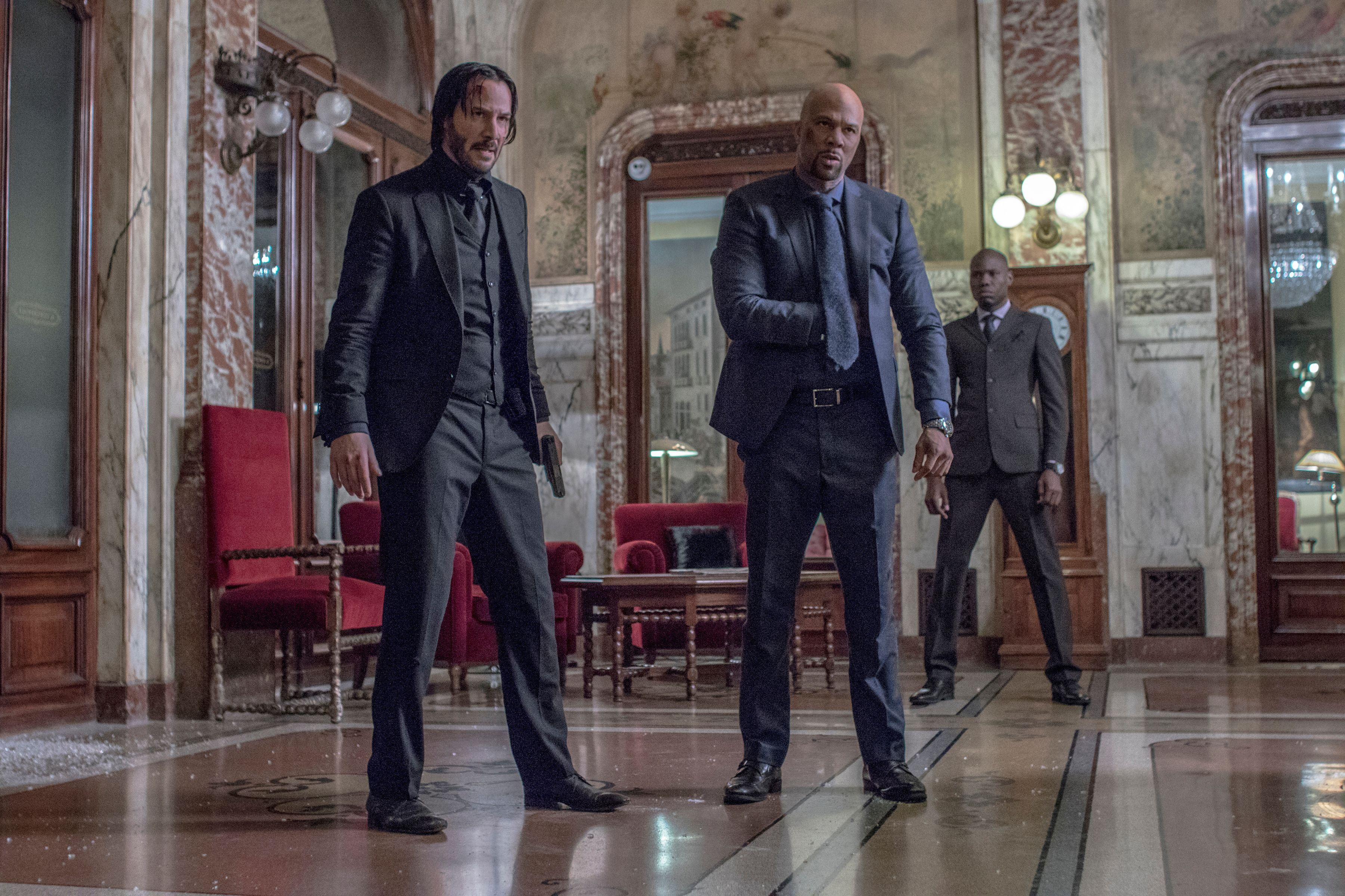 John Wick 3 Release Date Reminder Courtesy Of A New Video Collider