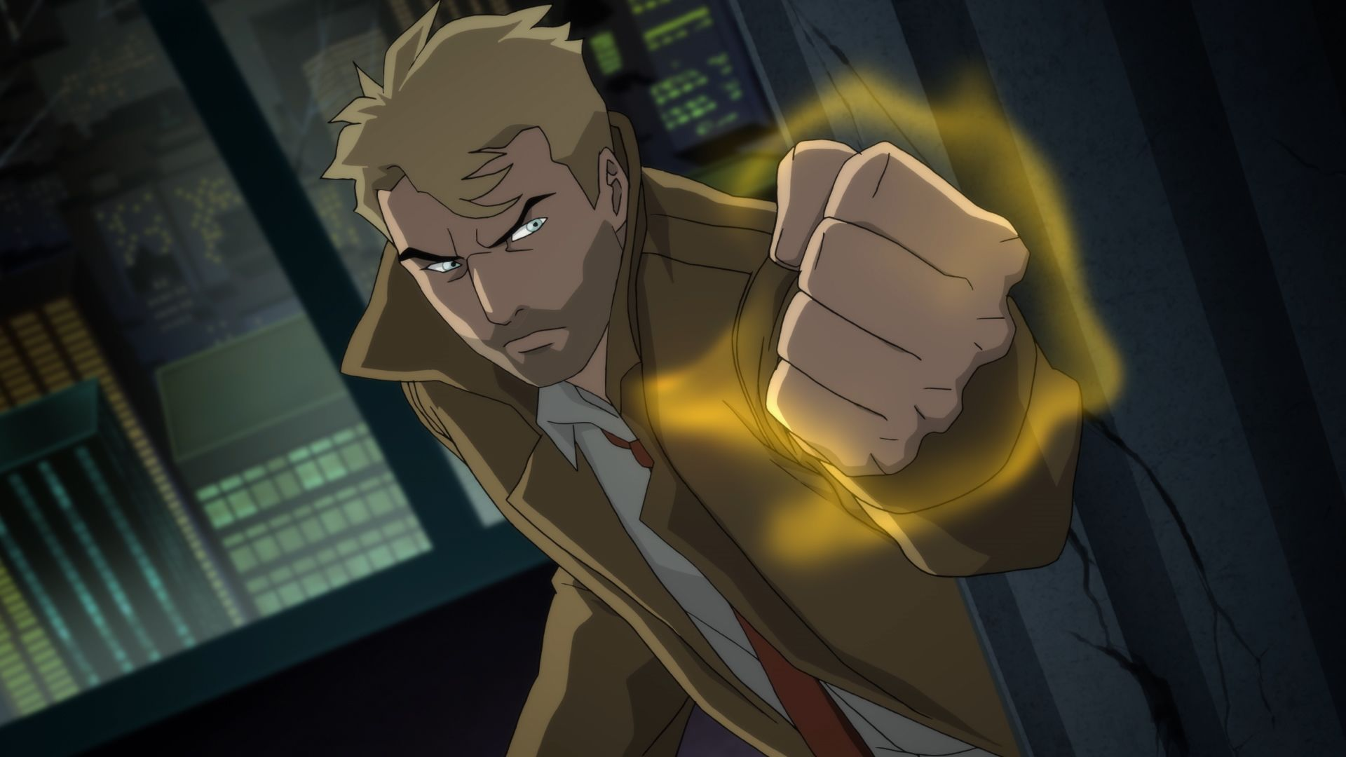 Justice League Dark Clip Features Matt Ryan's Constantine | Collider