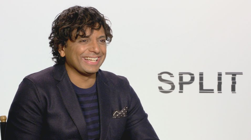 M. Night Shyamalan on His 3-Hour Cut of 'Split' and Why Sterling K. Brown's Role Was Cut