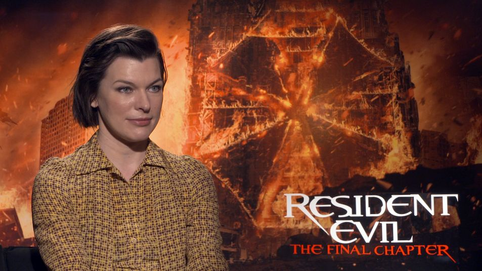 Resident Evil The Final Chapter Movie Clip Alice Awakes: Milla Jovovich On Resident Evil 6 And The Final Chapter